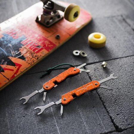 Adrenaline Multi Tool With Skateboard