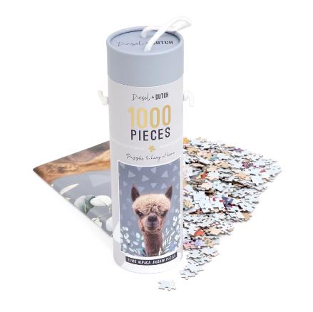 Alpaca Puzzle