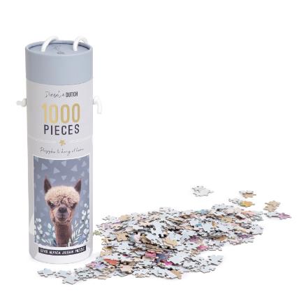 Alpaca Pieces