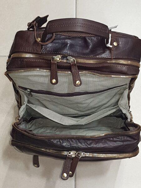 Backpack Mike Brown 3