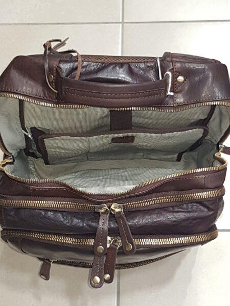 Backpack Mike Brown 4