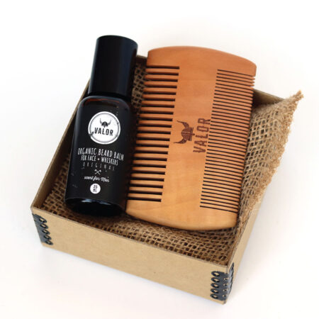 Balm And Comb Set 1