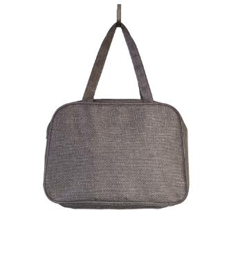 Bathroom Bag #3 Grey