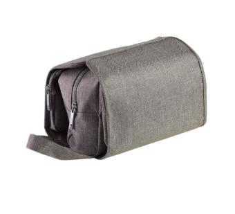 Bathroom Bag #4 Grey