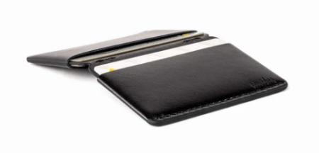 Bi Fold Rfid Black 3