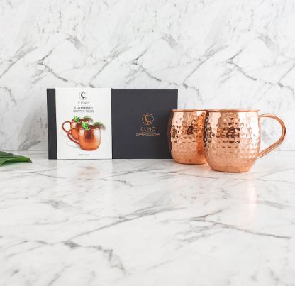 Copper Mug Packaging