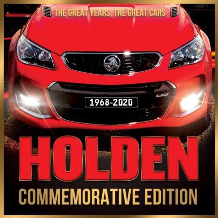 Holden Cover
