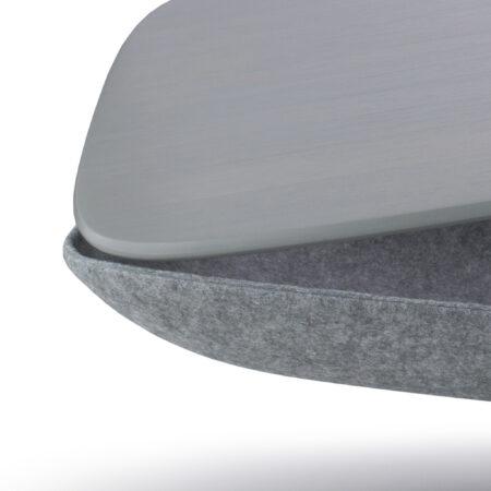 Lapod Lap Desk By Objctco Ashsmk 2048 Wht Detail