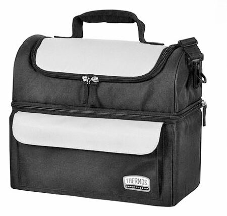 Thermos Dual Compartment Soft Side Lunch Lugger
