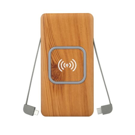 Powerbank Bamboo 1