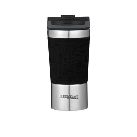 Travel Mug Black 1