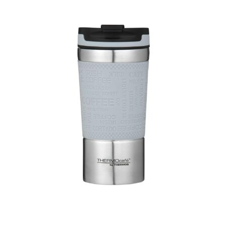 Travel Mug Grey 1