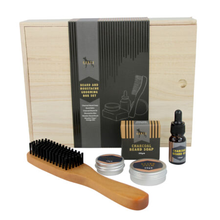Beard And Moustache Grooming Set
