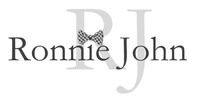 Ronnie John