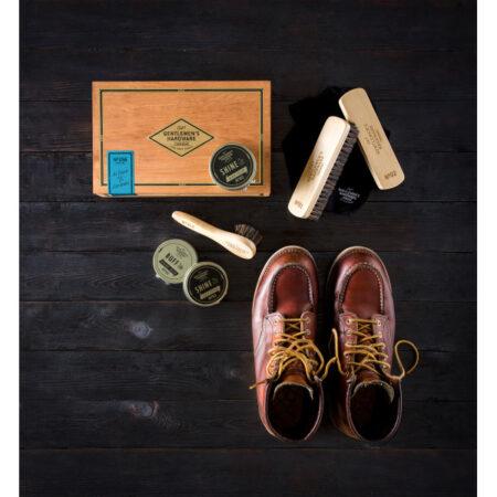 Shoe Shine Cigar Box