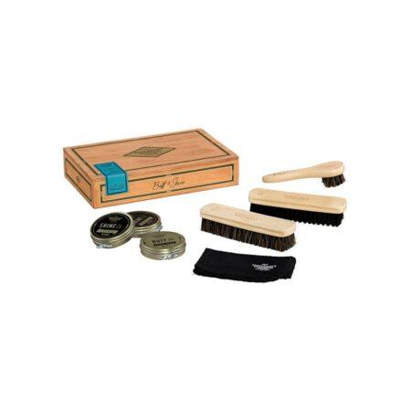 Shoe Shine Cigar Box By Gentlemen S Hardware (1)