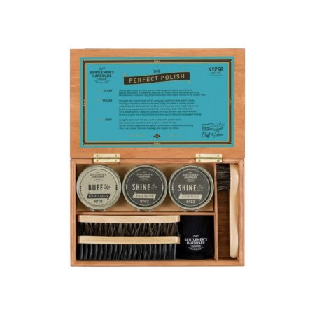 Shoe Shine Cigar Box By Gentlemen S Hardware